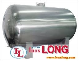 Bồn chứa inox công nghiệp