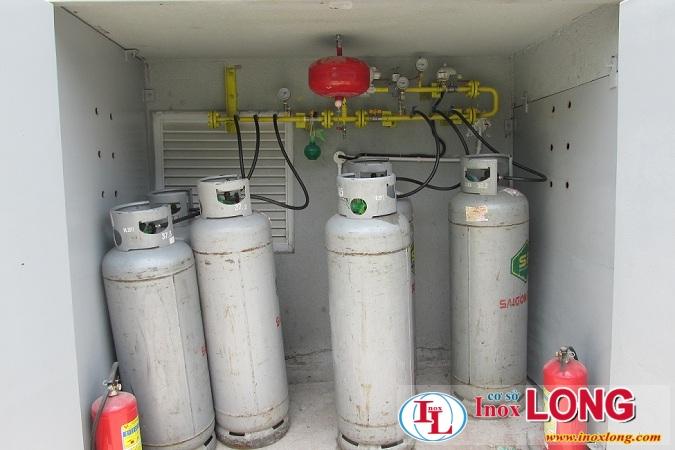 Hệ thống gas nhà bếp