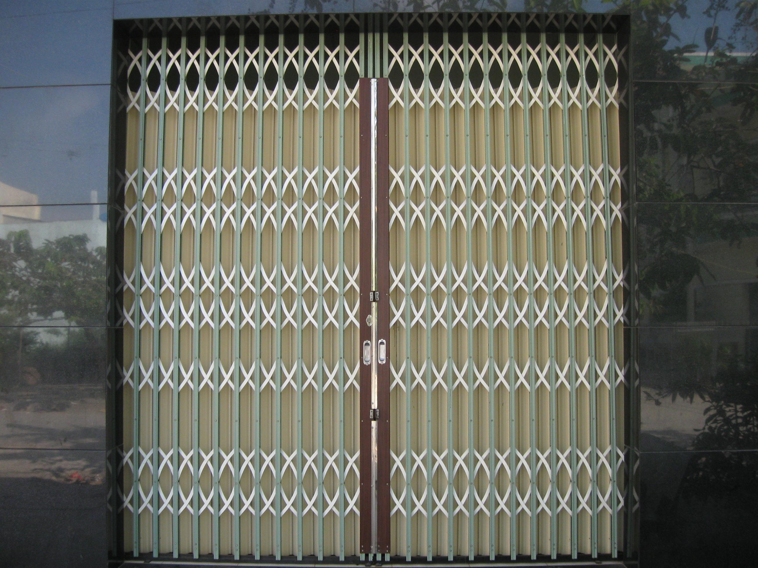 Cửa kéo đài loan 012